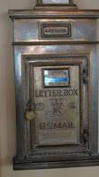 Antique Mail/Letter Box