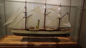 Antique Sailboat/Ship