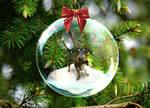 Odie's Ornament