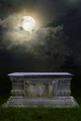 Premade Background: Tomb 2