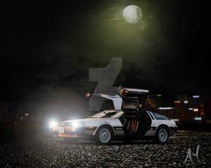 The DeLorean, 2186