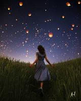 Chasing Lanterns