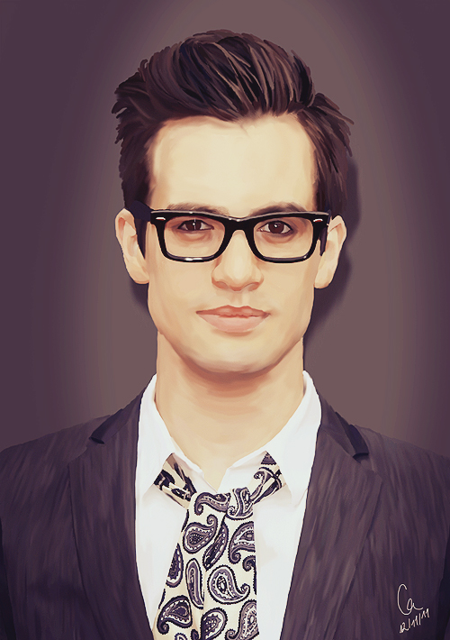 brendon urie 02 by MearuSul on DeviantArt