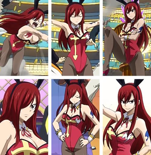 Erza Scarlet by Hibiki-Lover