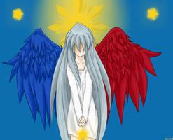 Filipino Angel by xViviHaelx