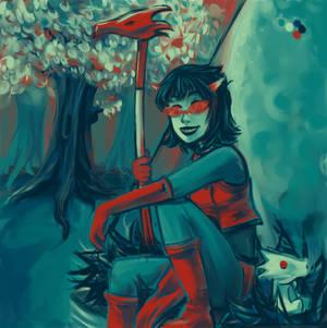 4d283bbc9888 The Dragon s Lair  Adventurer Reader x Terezi by crimsongrain on ...