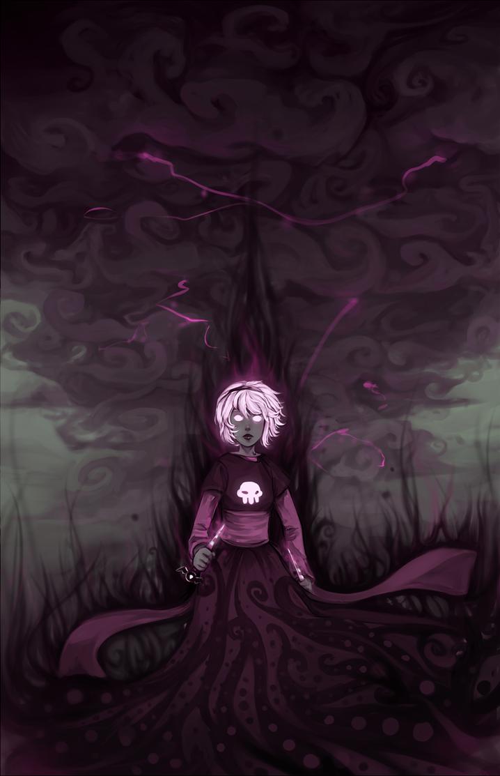 Grimdark Rose by hangotango