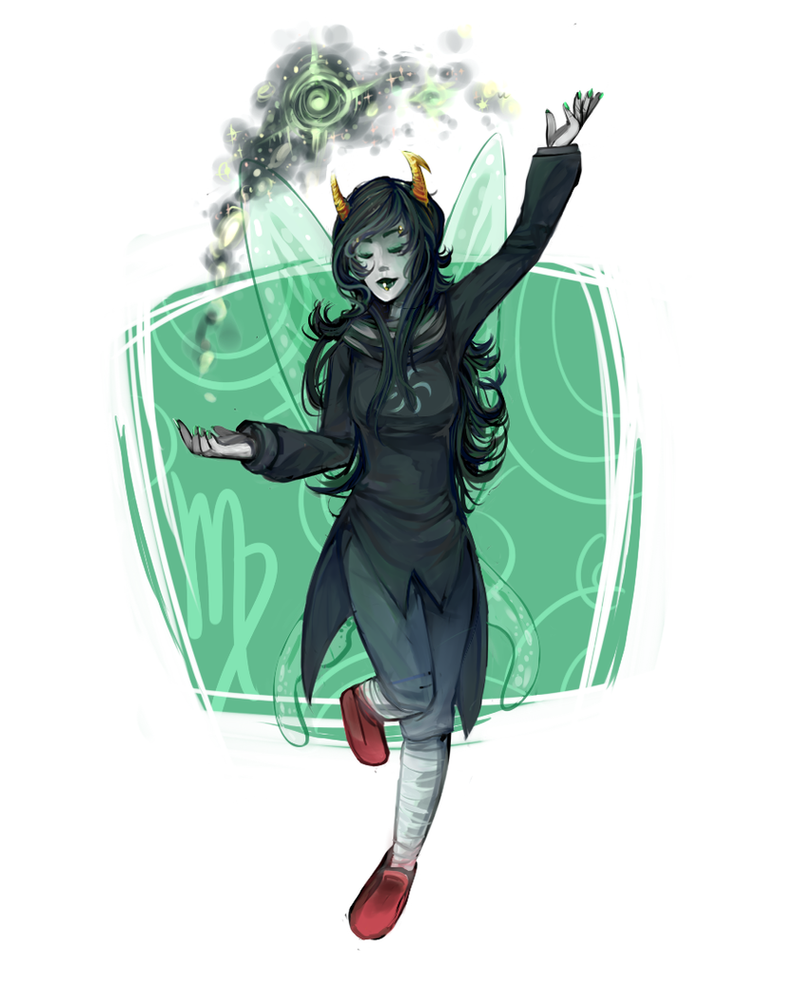Porrim Maryam - Maid of Space by hangotango