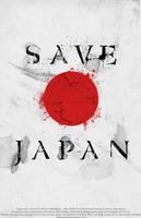 Save Japan by hrtlsangel