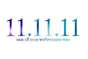 11.11.11 by hrtlsangel