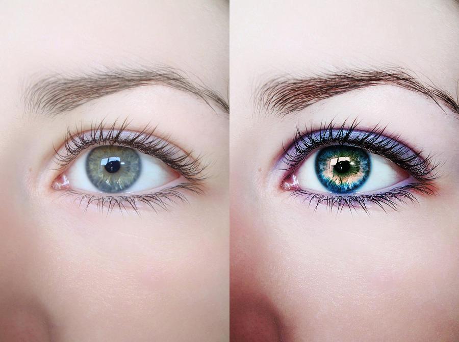 Eye Practice II by hrtlsangel