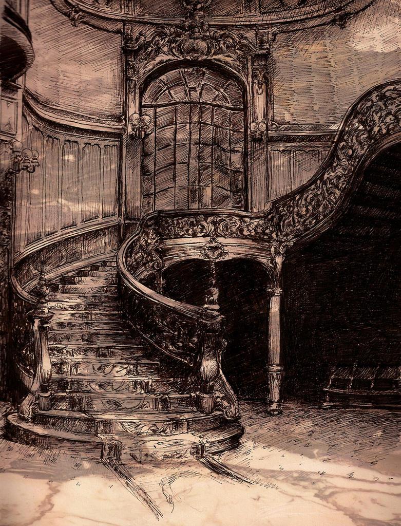 Enchanted Castle by illogan