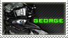 George Sanderson Stamp by Delta-Eagle-84