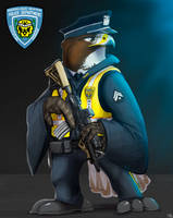 MHPD - Cameron Fuller by Delta-Eagle-84