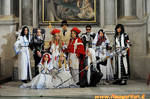 Trinity Blood - The group