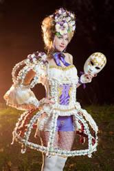 Pansy - Sakizou's Alice in Wonderland