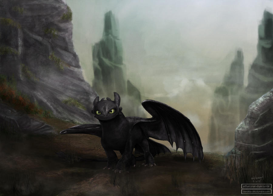 httyd toothless upside down wallpaper - photo #32