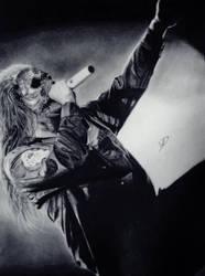 Corey Taylor - Slipknot by almorti123