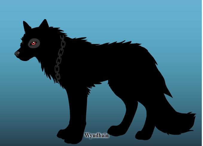 hell wolf by vampireassassin1444 - photo #7