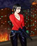 Ada Wong - Resident Evil 6
