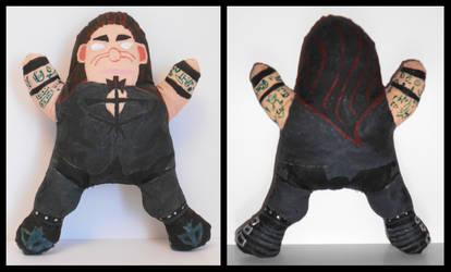 The Undertaker - Rampant Wrestler by rittie145