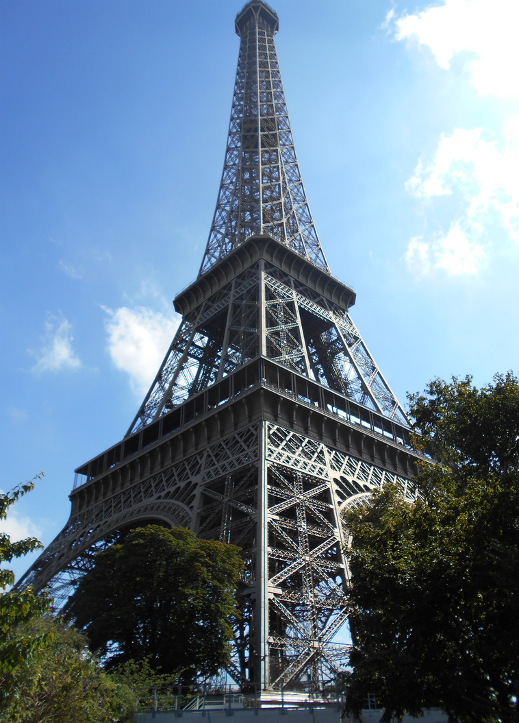 Eiffel Tower #1 by rittie145