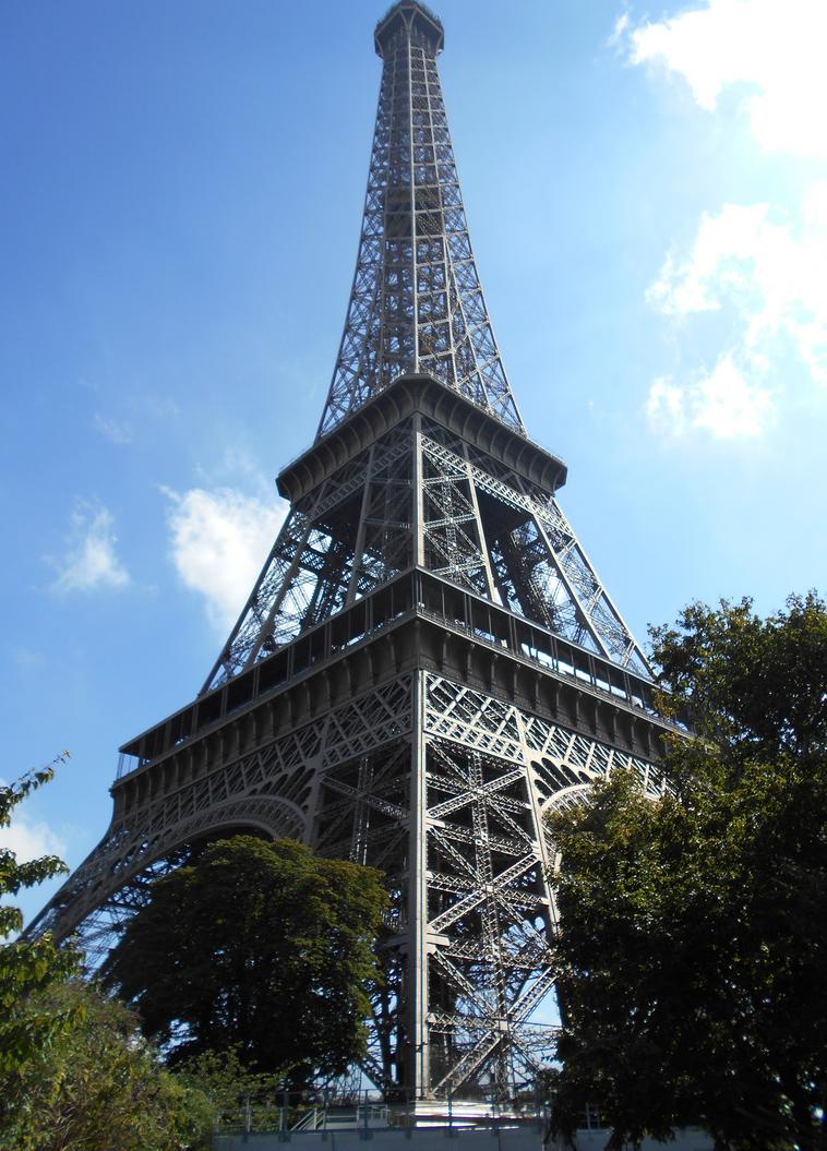 Eiffel Tower #1 by rittie145