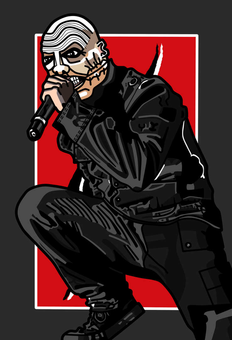 Corey Taylor by rittie145