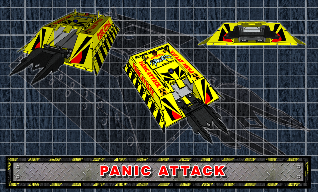 Panic Attack by rittie145