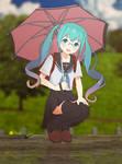 Rainy Day... by Meeji
