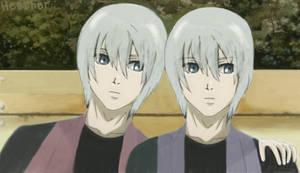 Dante and Vergil teens