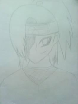 Deidara sketch