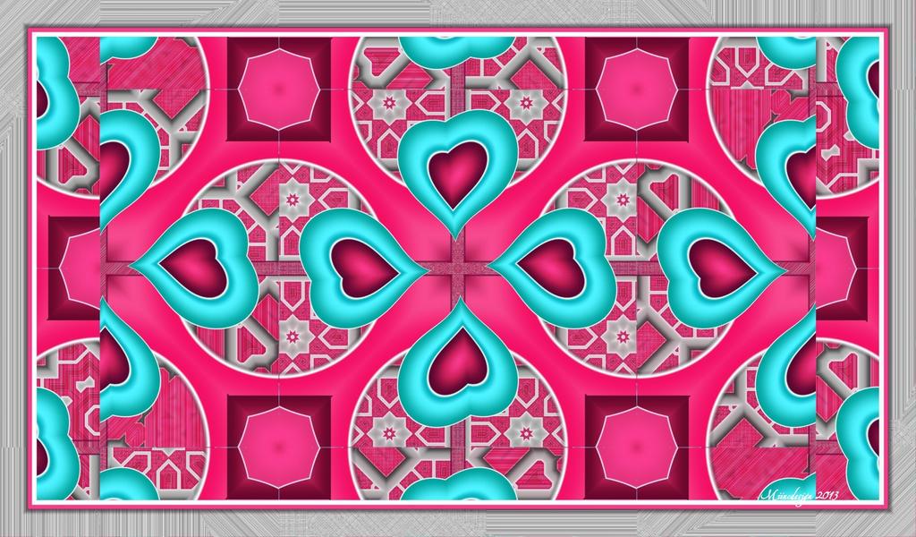 Love Me Do by miincdesign
