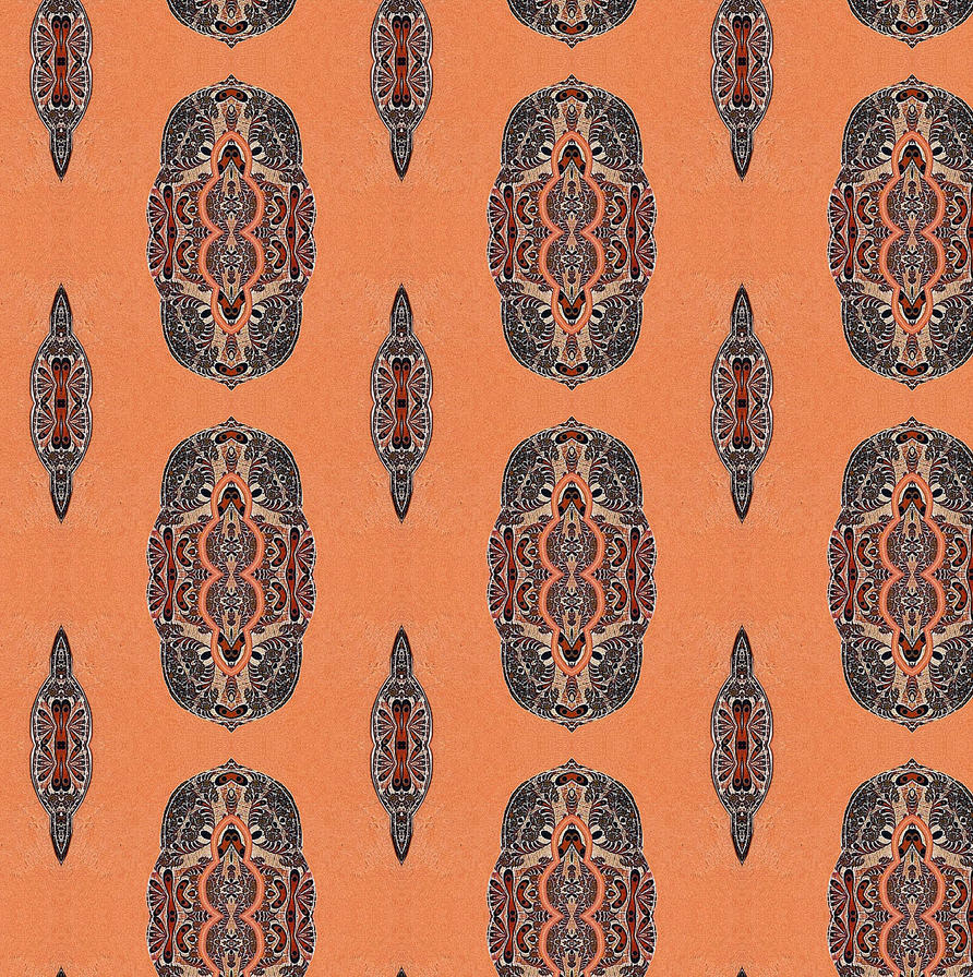 Ground Breakers Pong 010:Vintage Wallpaper: by miincdesign