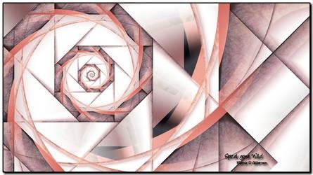 Spiral Gone Wild by miincdesign