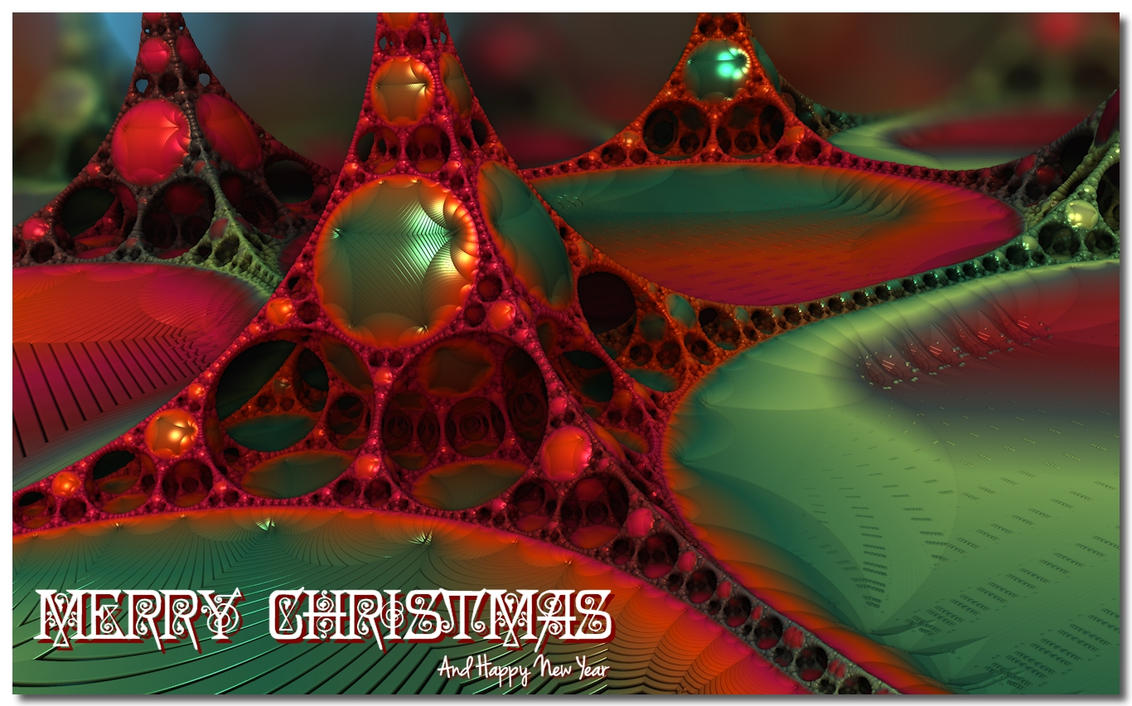Merry Christmas and Happy New Year by miincdesign