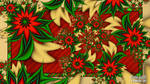 UF Chain Pong 263- Holiday Blooms