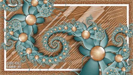 Octopus Petals by miincdesign
