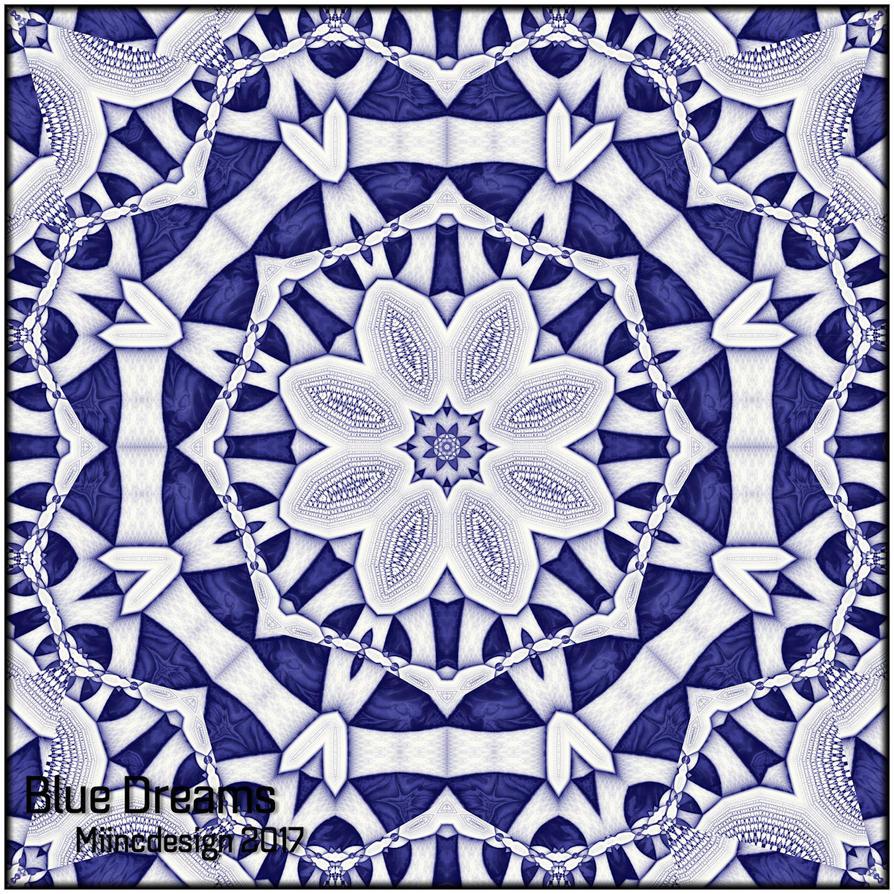 Blue Dreams by miincdesign