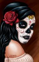 Dia de los Muertos by Aggro-Kulture