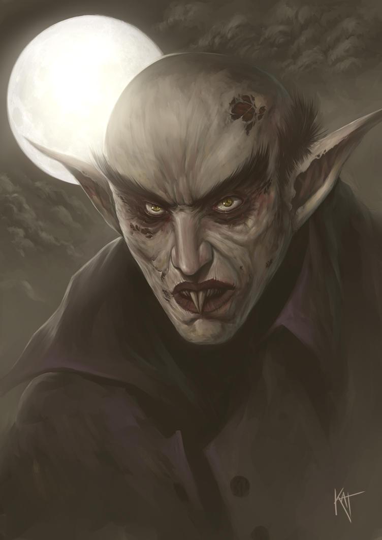 Nosferatu by katcanales