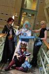 Yu-Gi-Oh Doma Squad/Paradias Cosplay