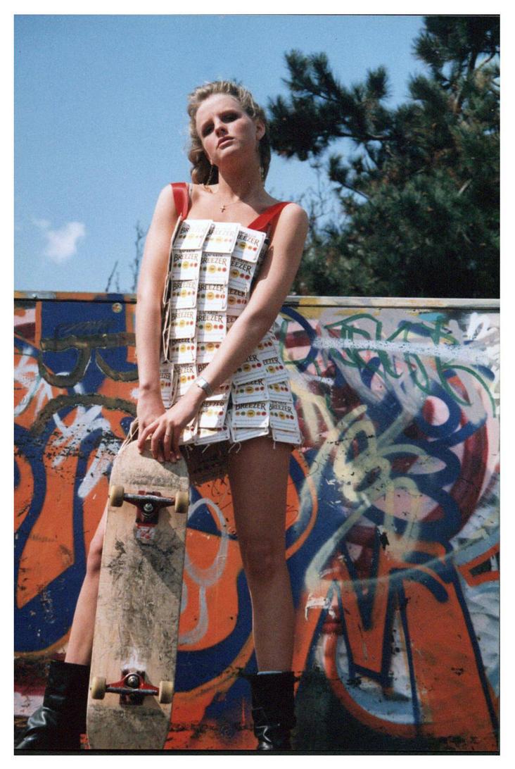 Fashion brief Location Shot 2 by Tattiana