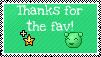 thanks for the fav stamp