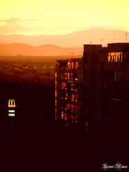 Mc'Donald's Sunset