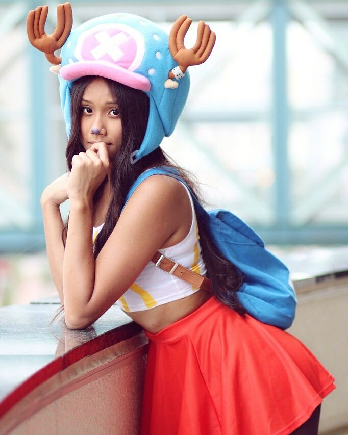 Female Chopper Cosplay from One Piece! by Autumn-Virus