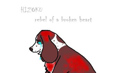 Rebel of a broken heart