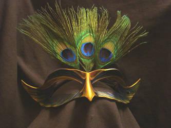Peacock Heroine by VirtualMessiah
