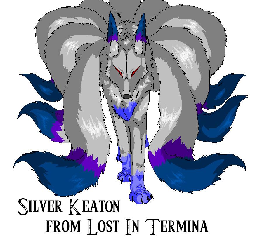 LIT: Silver Keaton by FayeleneFyre