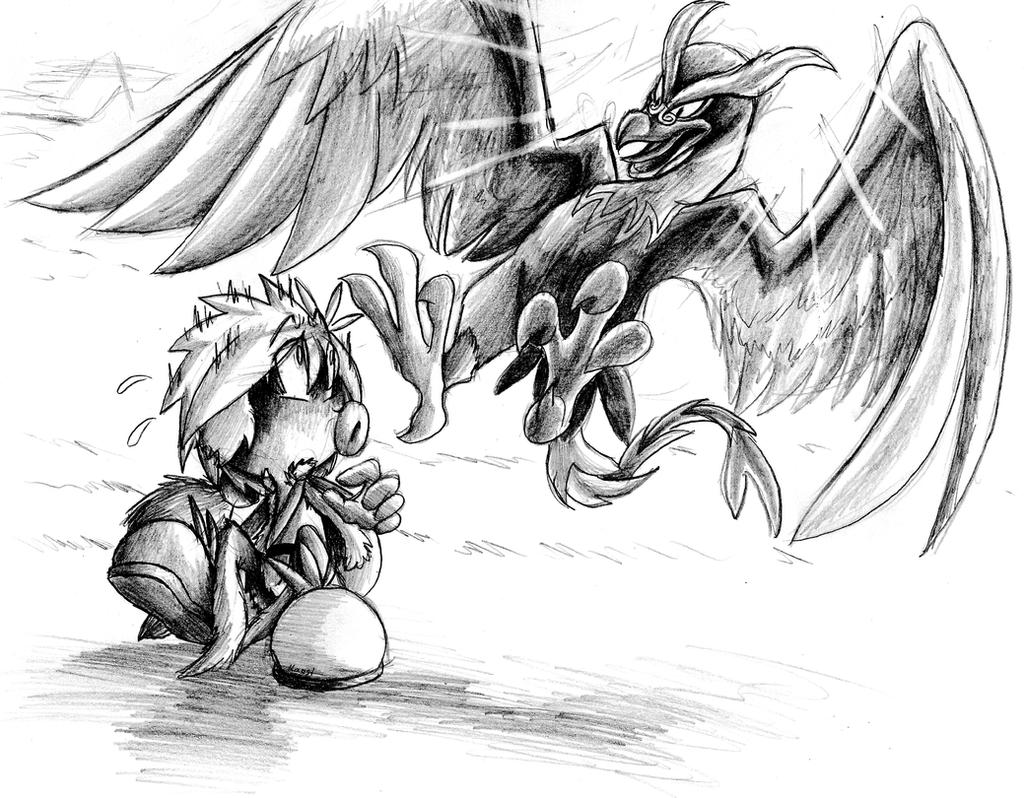 Kargarok Shock! by Super-Sonic-101
